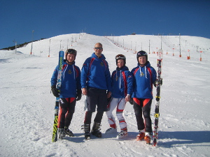 Royal Artillery Ski Team - Photo 1