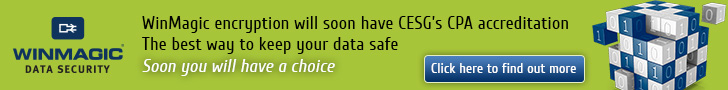 CESG Accredited Data Encryption for the Public Sector - find out more