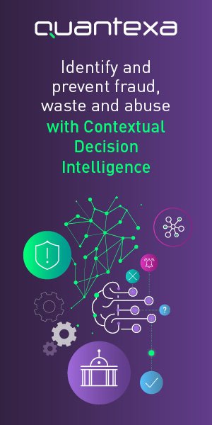 Identify and prevent fraud, waste and abuse with Contextual Decision Intelligence