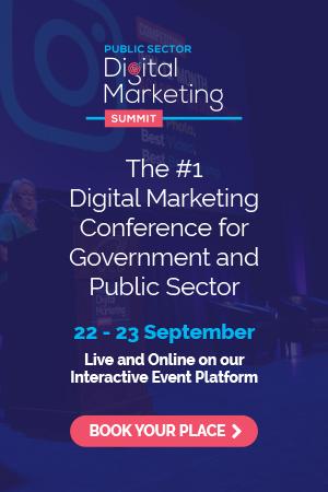2021 Public Sector Digital Marketing Summit: 22-23 September 2021