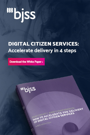 White Paper - Continuity and confidence: how to accelerate the delivery of digital citizen services