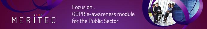 e-awareness module for GDPR