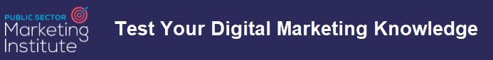 Take Our Digital Marketing Quiz!